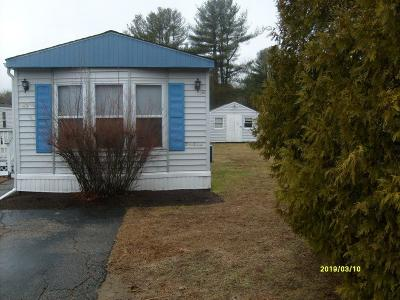 Coventry Single Family Home Act Und Contract: 45 Wright Wy