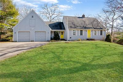 Charlestown RI Single Family Home For Sale: $425,000