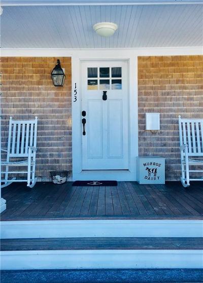 Newport RI Single Family Home For Sale: $985,000