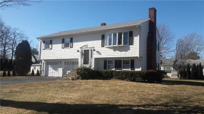Bristol County Single Family Home Act Und Contract: 25 Defiance Av