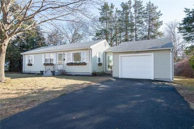 Bristol Single Family Home Act Und Contract: 50 Greylock Rd