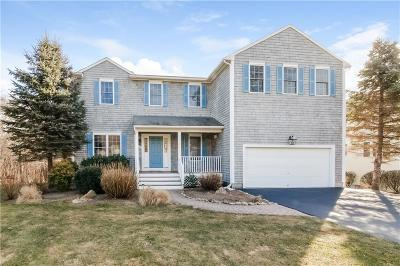 North Kingstown Single Family Home Act Und Contract: 218 Westmoreland Lane