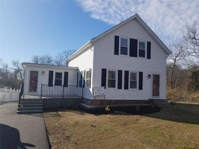 Tiverton Single Family Home For Sale: 563 Stafford Rd