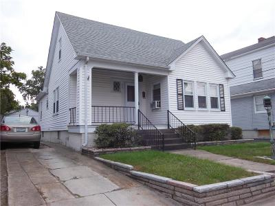 Cranston Single Family Home Act Und Contract: 96 Villa Av