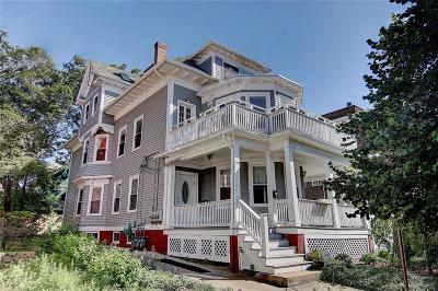 East Side Of Prov RI Condo/Townhouse For Sale: $349,000