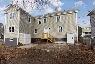 Providence Multi Family Home For Sale: 260 Amherst St