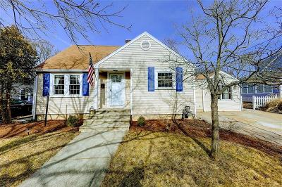 Cranston Single Family Home Act Und Contract: 34 Hersey Rd