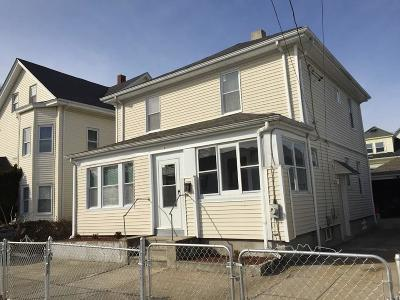 Providence Single Family Home For Sale: 39 Carr St