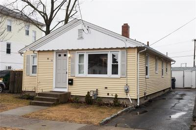 Providence Single Family Home For Sale: 14 Iona St