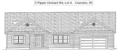 Cranston Single Family Home For Sale: 0 Pippin Orchard Rd