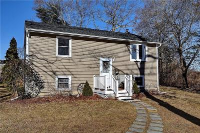 Westerly Single Family Home For Sale: 61 North Woody Hill Rd