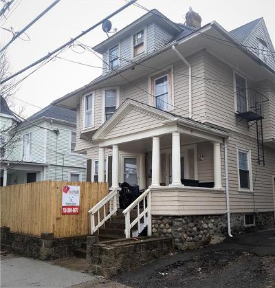 Providence Single Family Home For Sale: 94 Daboll St