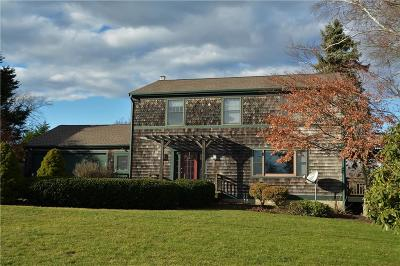 Portsmouth Single Family Home Act Und Contract: 90 Robin Rd