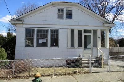 Providence Single Family Home For Sale: 25 Crandall St