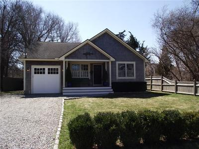 Jamestown Single Family Home For Sale: 43 Hull St