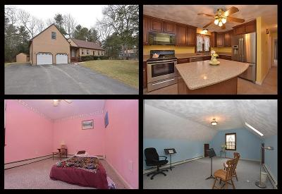 Glocester Single Family Home For Sale: 193 Indian Trl