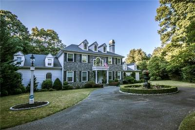 North Kingstown Single Family Home For Sale: 58 Hidden Mere Lane