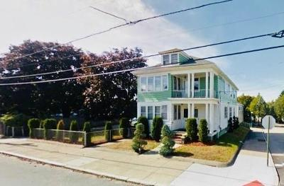 Providence Multi Family Home For Sale: 102 Leah St
