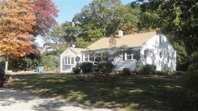 Cumberland Single Family Home For Sale: 511 Bound Rd