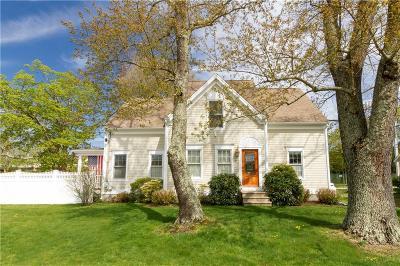 Jamestown Single Family Home For Sale: 27 Southwest Av