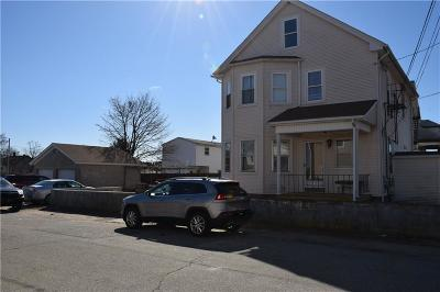 East Providence Multi Family Home For Sale: 11 Fort St