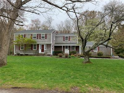 Bristol County Single Family Home Act Und Contract: 17 Oak Manor Dr