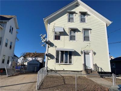 Central Falls Multi Family Home For Sale: 117 Cleveland St