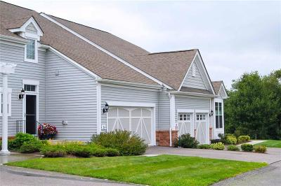 South Kingstown Condo/Townhouse Act Und Contract: 24 Mystic Dr, Unit#24 #24