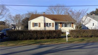 Middletown Single Family Home Act Und Contract: 158 Kane Av