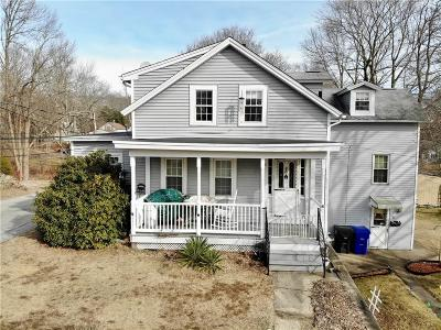 West Warwick Multi Family Home For Sale: 39 N Pleasant St