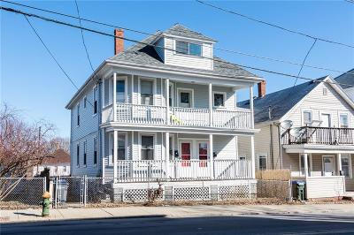 Providence Multi Family Home For Sale: 457 - 459 Admiral St