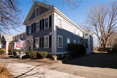Bristol County Multi Family Home For Sale: 692 Hope St