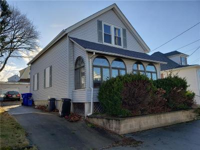 East Providence Single Family Home Act Und Contract: 77 Blanding Av