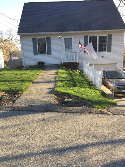 Cumberland Single Family Home For Sale: 12 Arbor St