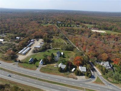 South Kingstown Multi Family Home For Sale: 4145 Tower Hill Road
