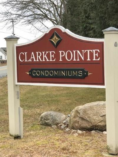 Washington County Condo/Townhouse Act Und Contract: 200 Clarke Rd, Unit#203 #203