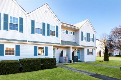 Charlestown Condo/Townhouse For Sale: 35 Maritime Dr, Unit#b #B