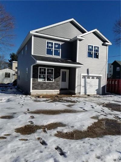 Woonsocket Single Family Home For Sale: 6 - Lot169 Dewey Sreet St
