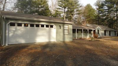 Scituate Single Family Home Act Und Contract: 70 Orchard Dr