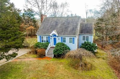 Westerly Single Family Home Act Und Contract: 7 Brahms Rd