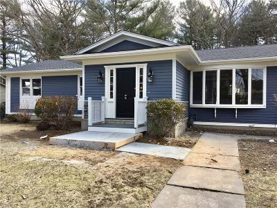 Providence County Single Family Home For Sale: 31 Roger Williams Dr