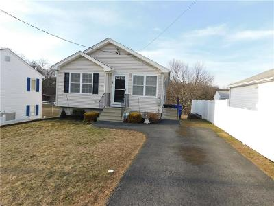 North Providence Single Family Home For Sale: 15 Arthur Av
