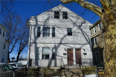 Providence Multi Family Home For Sale: 341 New York Av