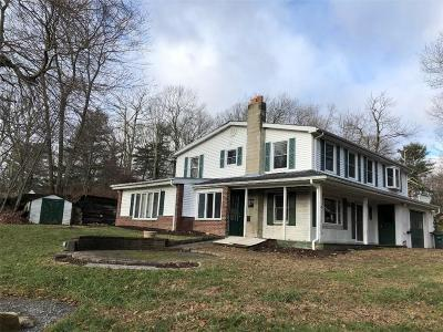 Smithfield Single Family Home For Sale: 135 Mountaindale Rd