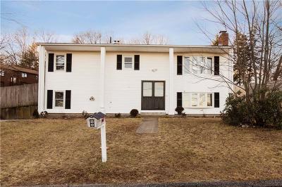 Johnston Single Family Home For Sale: 21 Grove Av