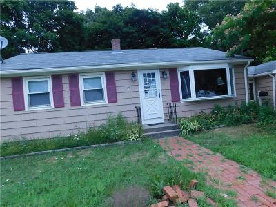 Coventry Single Family Home For Sale: 60 Arnold Rd