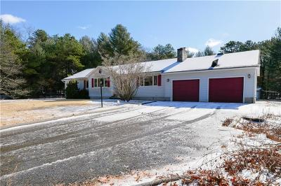 Charlestown Single Family Home Act Und Contract: 63 Peckham Hollow Rd