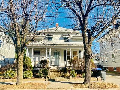Providence County Multi Family Home For Sale: 375 Academy Av