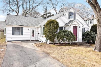 Warwick Single Family Home For Sale: 139 Spring Green Rd