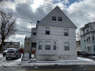 Providence County Single Family Home For Sale: 344 Blackstone St